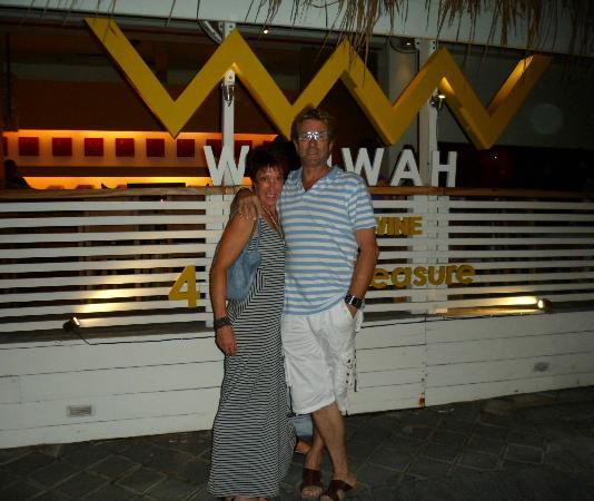 Wah Wah Burger: wah wah not so humble