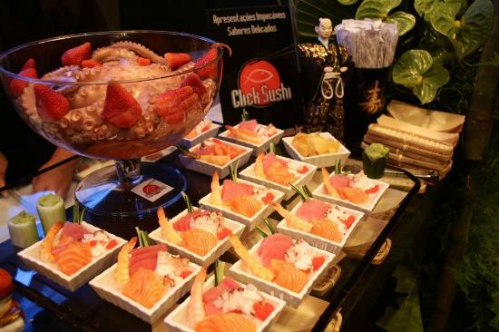 Click Sushi Campo Grande