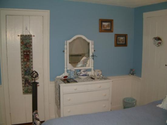 Truman Gillet House B & B: Granby Room