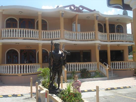 Aguada, Puerto Rico: Restaurante El Galeon