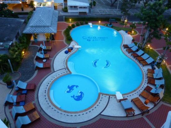 Cera Resort Chaam: swimming pool