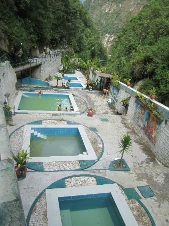 Springs Picture Of Hot Springs Aguas Calientes Aguas