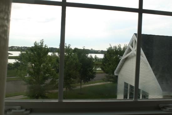 Country Inn & Suites by Radisson, Albertville, MN : view from our room