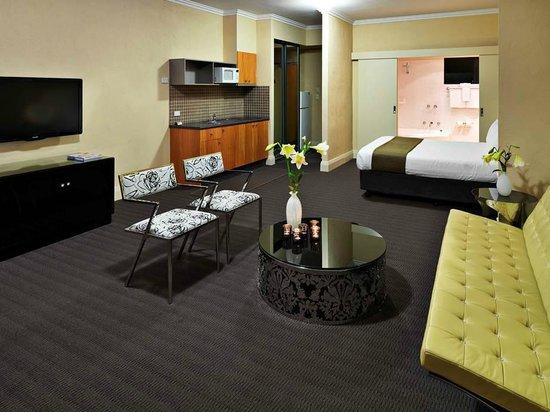 Sunmoon Boutique Resort: Deluxe Studio Bedroom