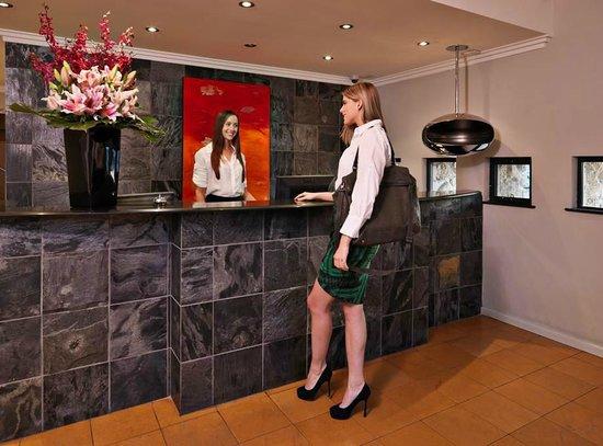 Sunmoon Boutique Resort: Lobby Area