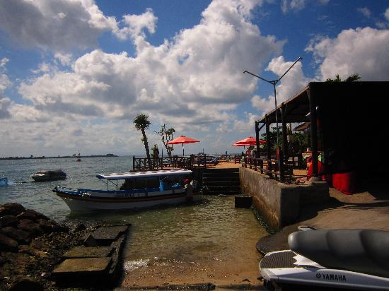 Benoa Marine Recreation Ocean Walker Tour: good for water sport