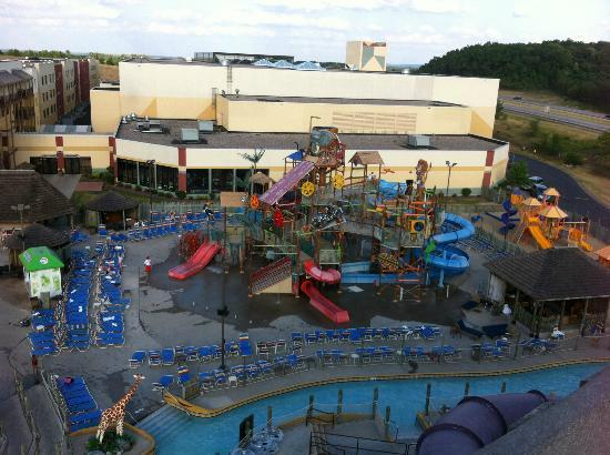Kalahari Resorts Conventions Outdoor Pool
