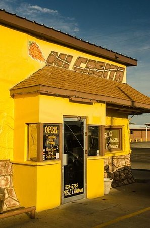 Mexican Restaurants Fort Stockton Texas