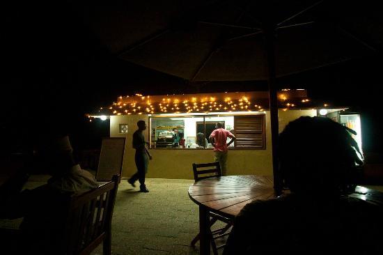 Cafe Foro at night - for good maasala tea and good conversation
