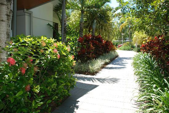 Sanctuary Palm Cove: Sanctuary Gardens