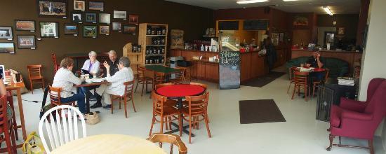 Rainshadow Coffee Roasting Company: In the Rainshadow