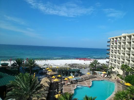 Hilton Sandestin Beach, Golf Resort & Spa: Room view from Spa Tower