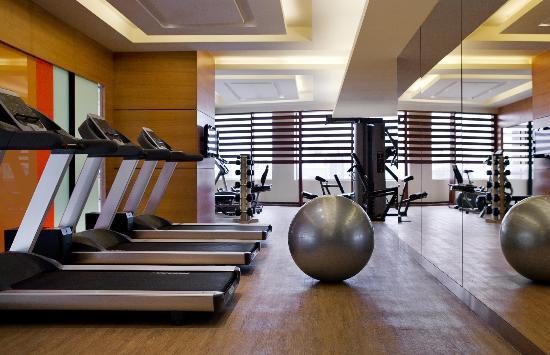 Courtyard Ahmedabad: Courtyard Health Club