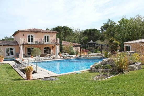 La Roque : Pool
