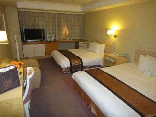 Fullerton Hotel East Taipei: ツインルーム
