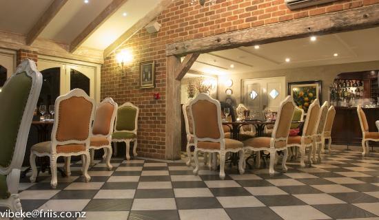 The Monaco Kitchen : The restaurant