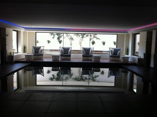 Hotel Don Cesar: Spa NUXE