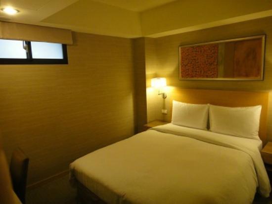 Li Yuan Hotel: ダブルルーム