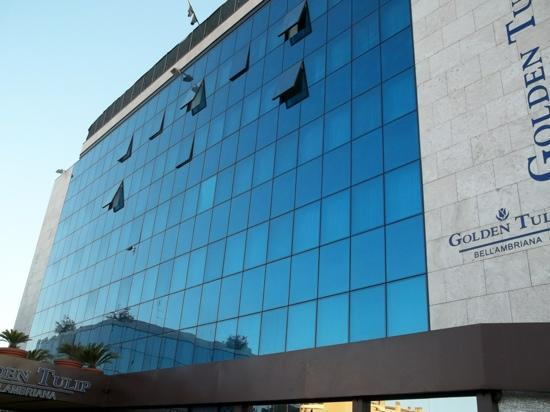 Bellambriana Hotel: Exterior