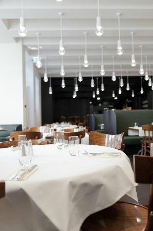 Brasserie Volkshaus Basel : No2 - Brasserie
