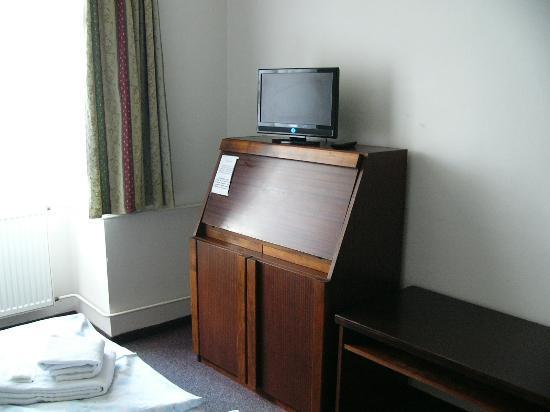 Hotel U Ceske koruny: pokój