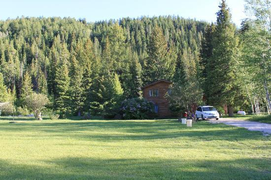 Moose Creek Ranch: The 5 bedroom Cabin