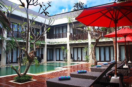 The Griya Sanur : Pool View