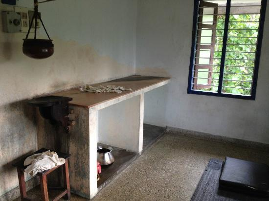 Alappuzha, India: une salle de soin