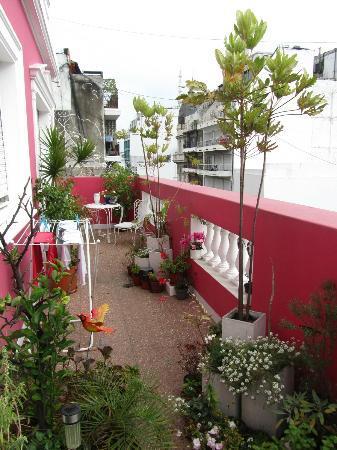 El Jardin del Tango: Balcony