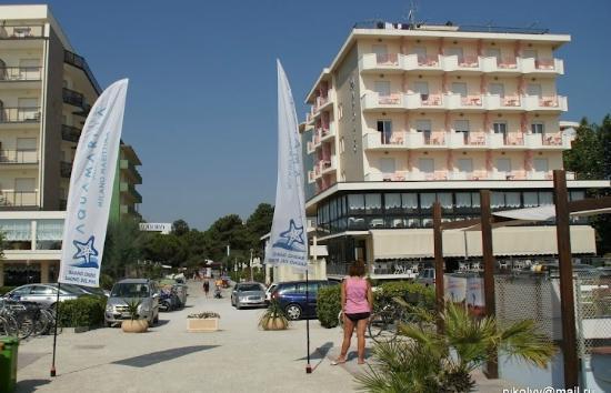 Beach Hotel Apollo : Отель