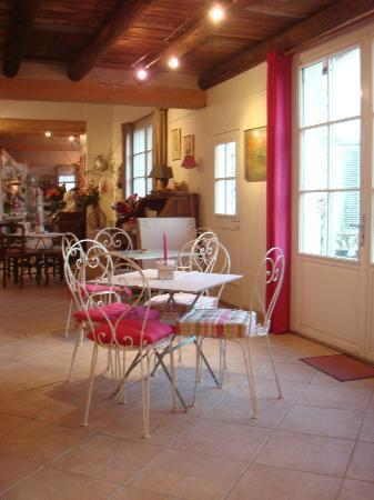 Provins, Francia: salon de thé/boutique