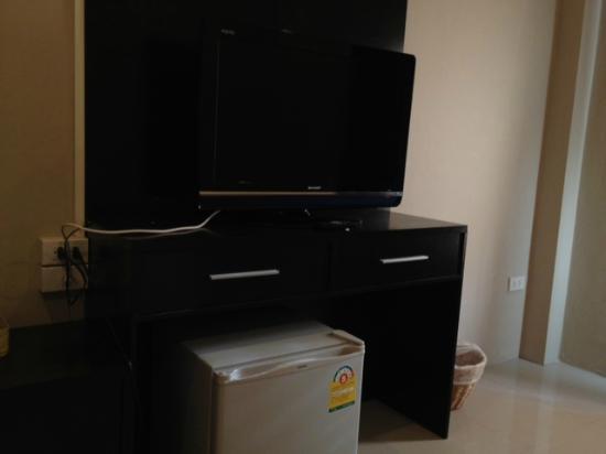 I-House Chiangrai : TV