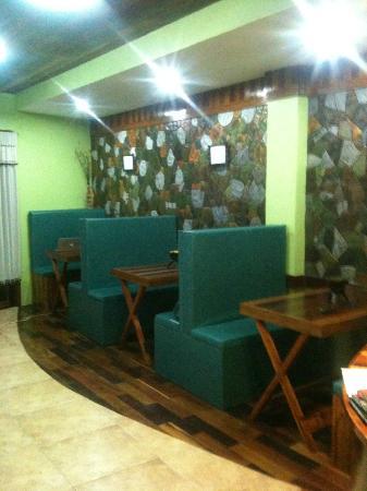 Trio Pasta House: Restaurant