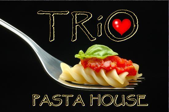 Trio Pasta House: Logo