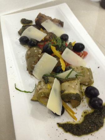 Trio Pasta House: Antipasti