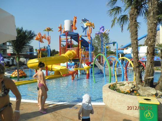 DIT Evrika Beach Club Hotel : new water park