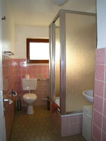 Aach Bodensee Motel: baño