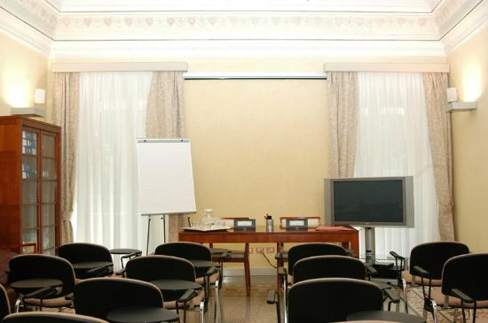 Hotel Agathae: sala meeting