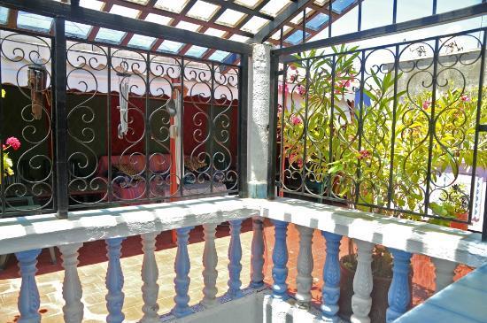 Maison d' Hotes de la Cite Portugaise d'El Jadida : Terrasse
