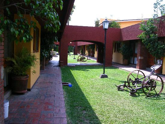 Hacienda La Noria: Вид на отель