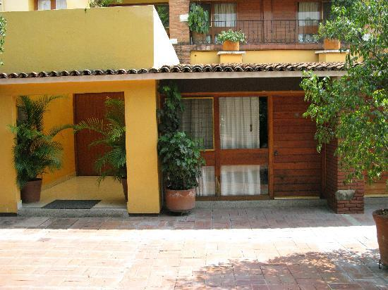Hacienda La Noria: Внутри отеля