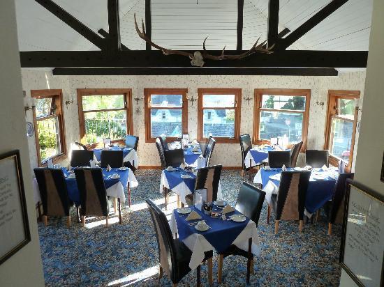 Kings Knoll Hotel: Frühstücksraum 