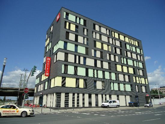 Meiniger Hotel In Frankfurt Main