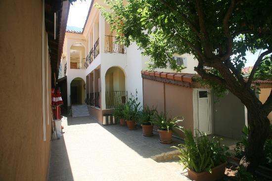 The Lemon Tree Hotel Restaurant: lemon tree hotel oludeniz