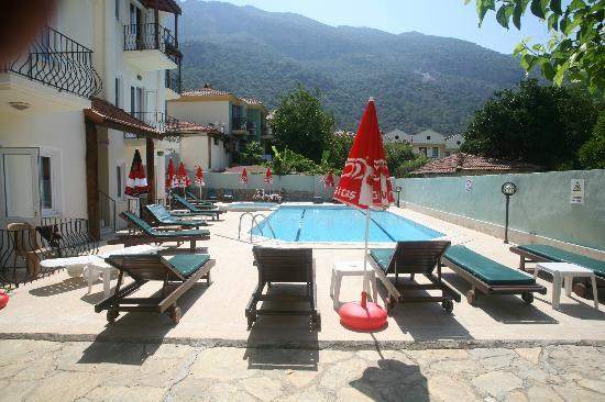The Lemon Tree Hotel Restaurant: lemon tree hotel oludeniz