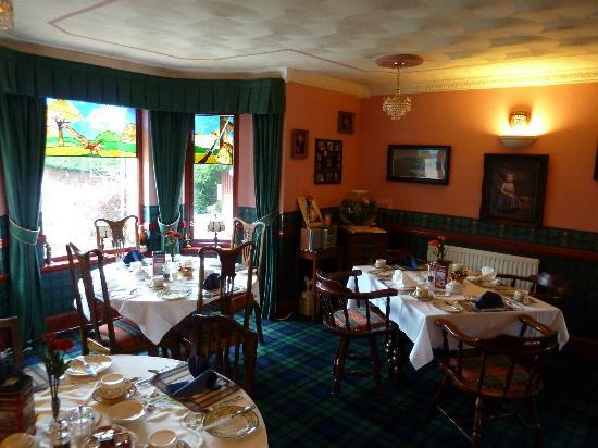 Acorn Guest House: Speisesaal