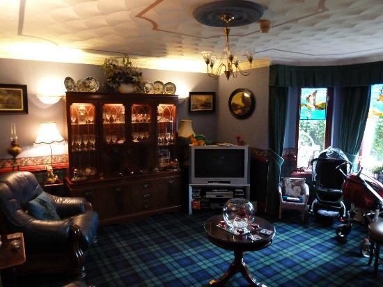Acorn Guest House: Öffentliches Wohnzimmer