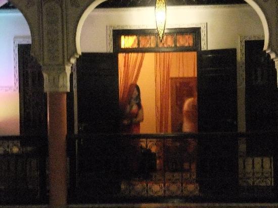 رياض أميرة الصحراء: Room Entrance