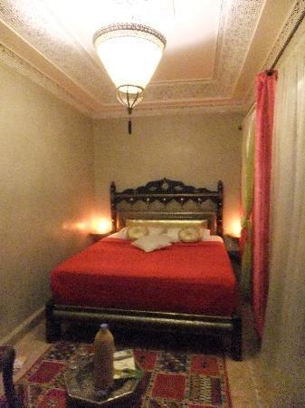 رياض أميرة الصحراء: Bedroom