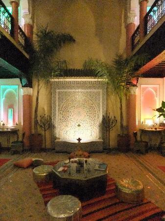 Riad Princesse du Desert: Lobby